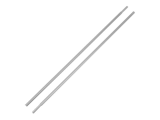 CAMPZ Tältstång Aluminium med Hölje 8,5 mm 2-pack